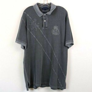 Tommy Hilfiger Embroidered Crest Polo Shirt